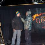 Winterfest Wagrain-Kleinarl - Interview mit Marco Dellago - Crashed Ice Weltmeister