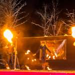 Feuer-Show Secret Elements Wagrain-Kleinarl 2015