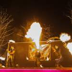 Feuershow - Secret Elements beim Winterfest Wagrain-Kleinarl 2015