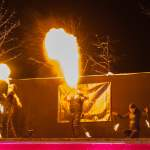 Secret Elements beim Winterfest Wagrain-Kleinarl 2015