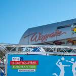 Snowvolleyball World Tour Wagrain 2016