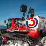 Ö3 Pistenbully Snow Volleyball Wagrain