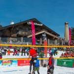 Gipfelstadl - Snow Volleyball Wagrain