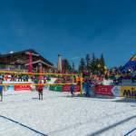 Angabe Snow Volleyball Wagrain