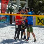 Gratulation - Snow Volleyball Wagrain