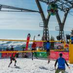 Blogging - Snow Volleyball Wagrain
