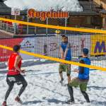 Baggern - Snow Volleyball Wagrain