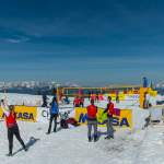 Quallifikationsplatz - Snow Volleyball Wagrain