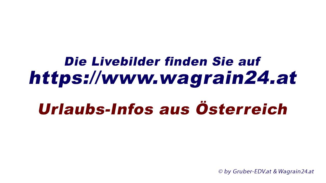 Wagrain – Ortspanorama Webcam Live
