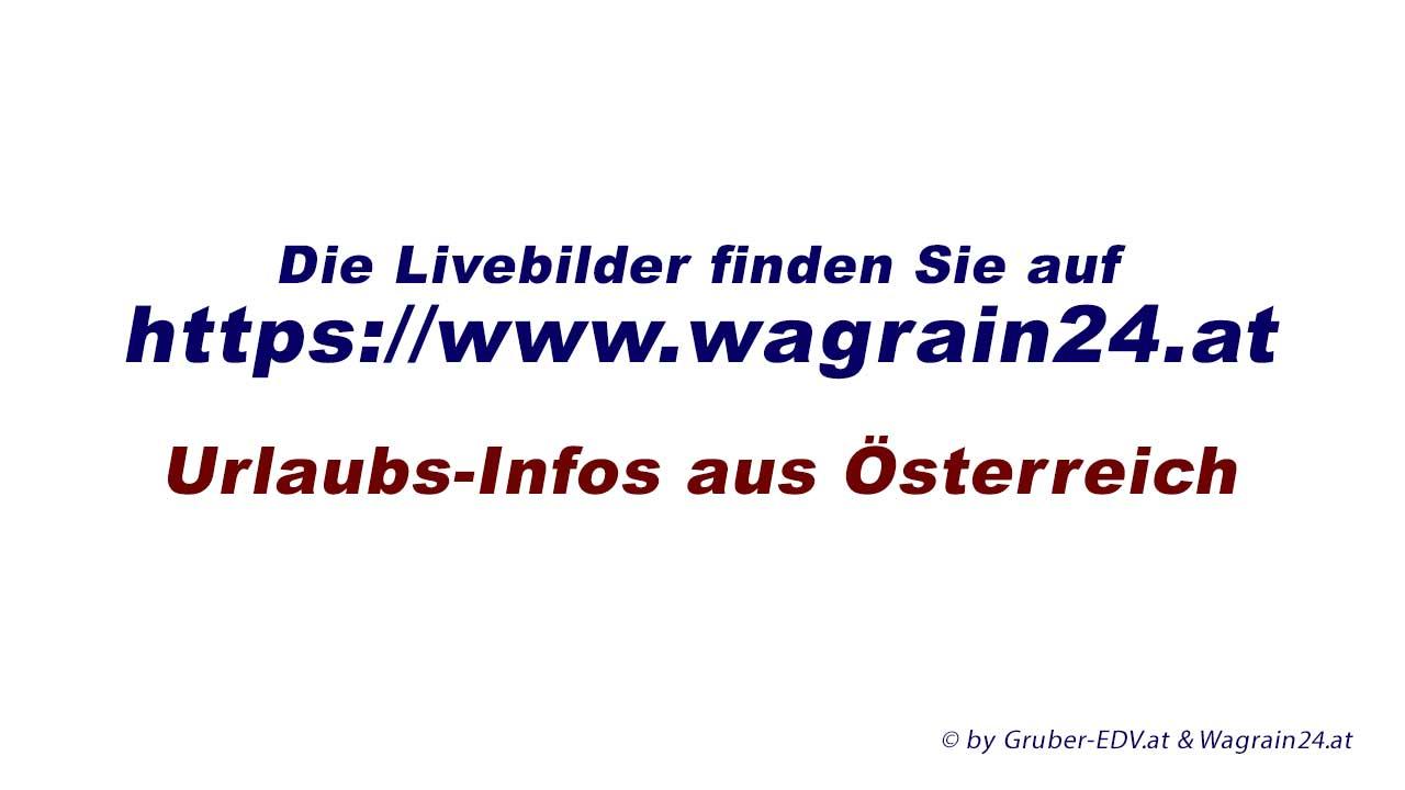 Wagrain – Kirchboden und Grießenkar Webcam Live